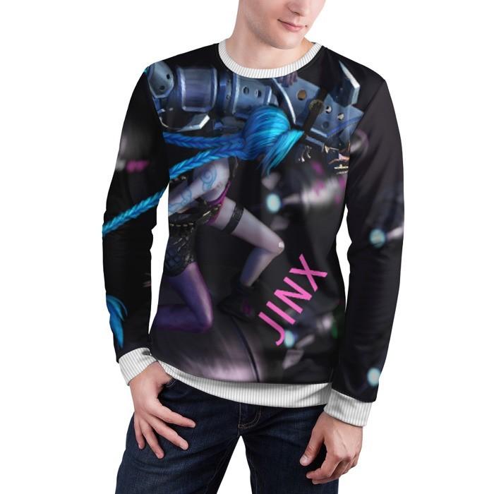 Collectibles Sweatshirt Jinx Super Mega Death Rocket League Of Legends