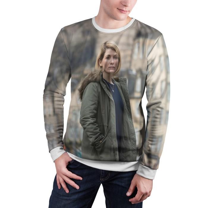 Merch Sweatshirt Doctor Who 13Th Doctor Jodie Whittaker