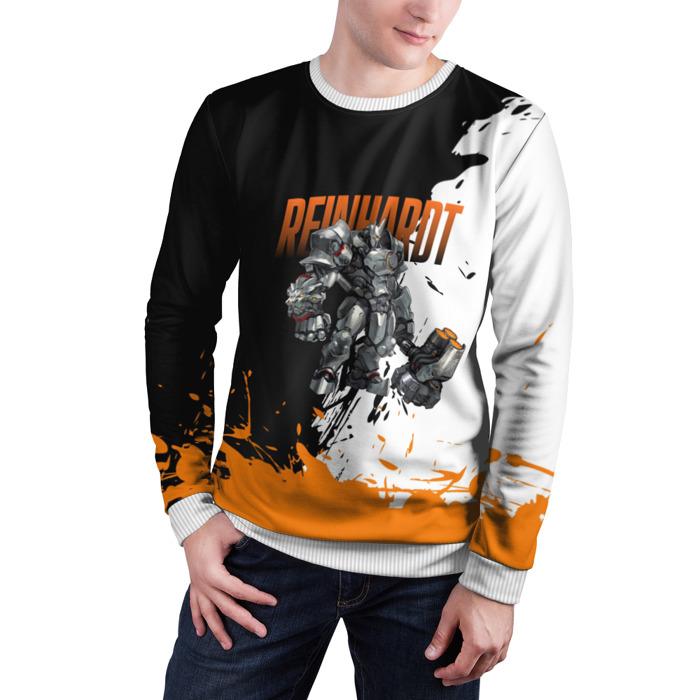 Merchandise Sweatshirt Overwatch Reinhardt