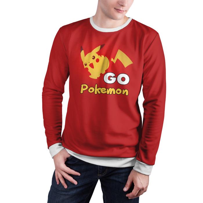 Merchandise Sweatshirt Pokemon Go Pikachu