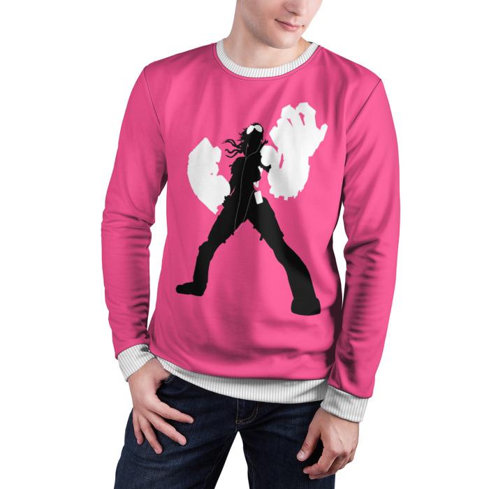 Merchandise Sweatshirt Pink League Of Legends