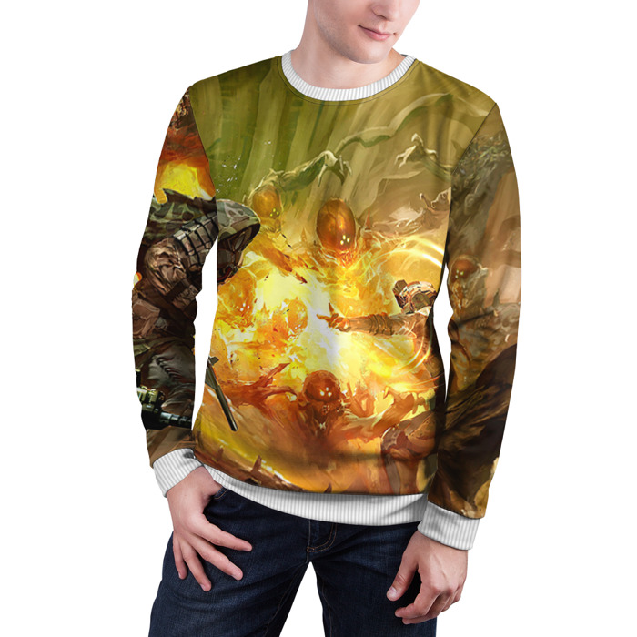 Buy Mens Sweatshirt 3D: Destiny 2 Destiny