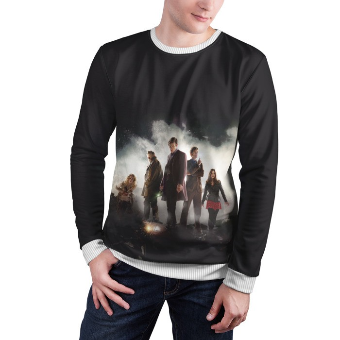 Merch Sweatshirt Doctor Who The Day Of The Doctor