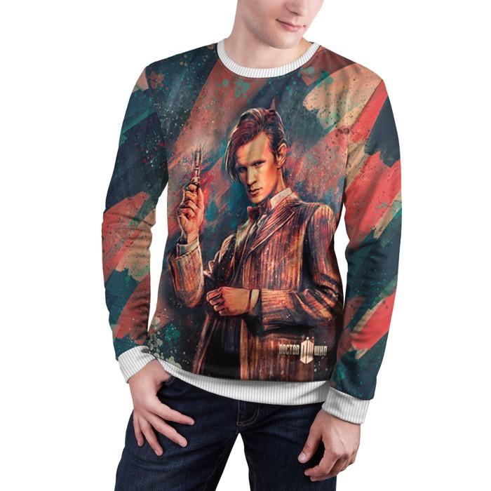 Merchandise Sweatshirt Doctor Who Matt 11Th Doctor Apparel