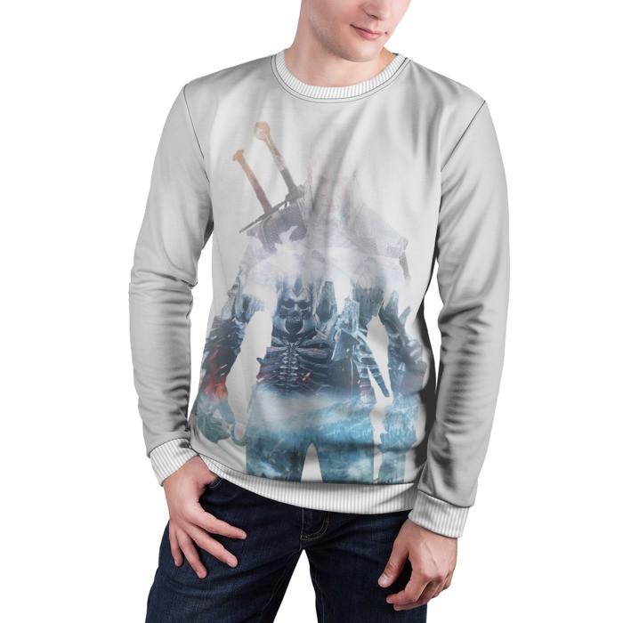 Merchandise Sweatshirt Geralt Wild Hunt Game The Witcher