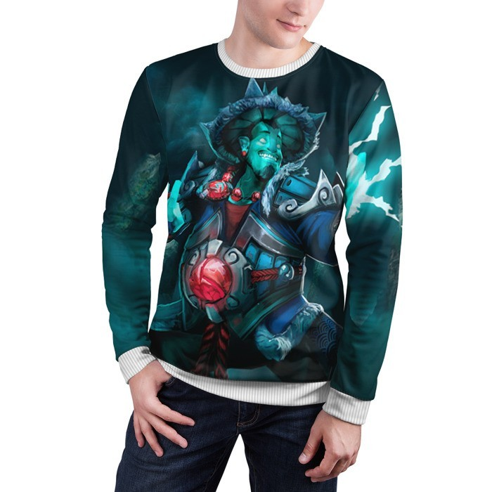 Merch Sweatshirt Storm Spirit Dota 2 Jacket