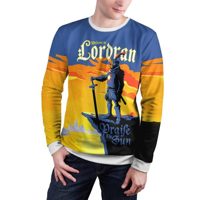 Merch Sweatshirt Dark Souls 13 Lordran
