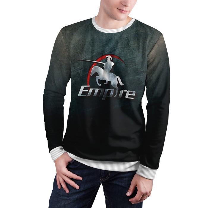 Merch Sweatshirt Empire Logo Dota 2 Jacket