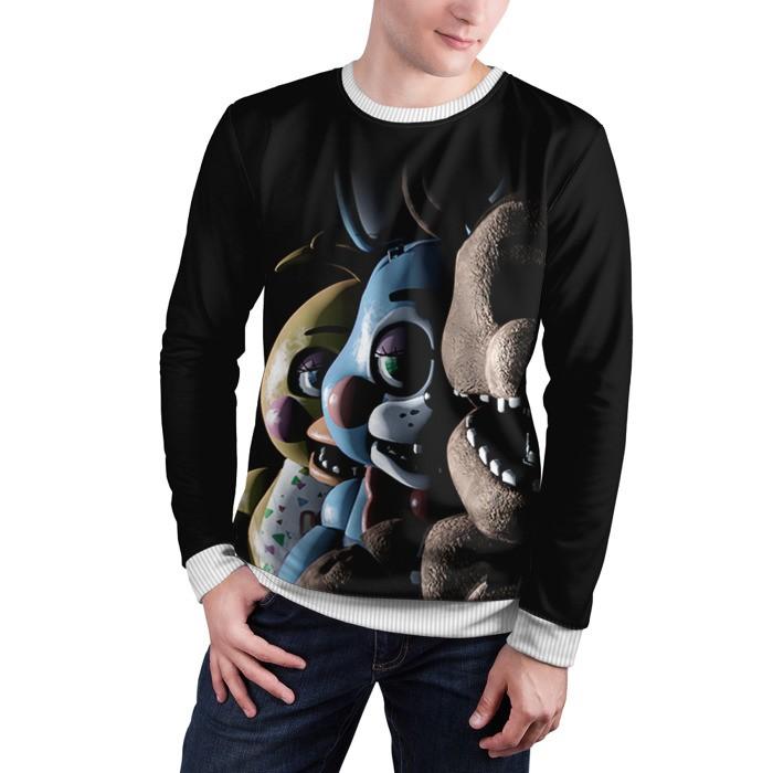 Merchandise Sweatshirt Five Nights At Freddy'S Apparel