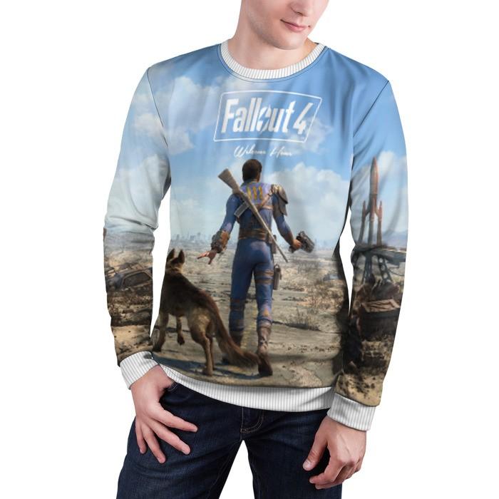 Merchandise Sweatshirt Fallout 4 Wasteland Character