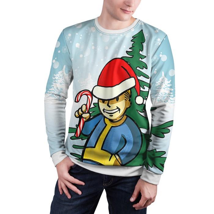 Merch Sweatshirt X-Mas Special Christmas Fallout