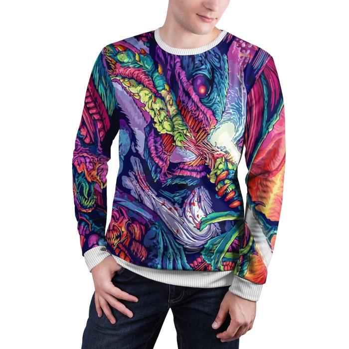Collectibles Sweatshirt Hyper Beast Counter Strike Merchandise