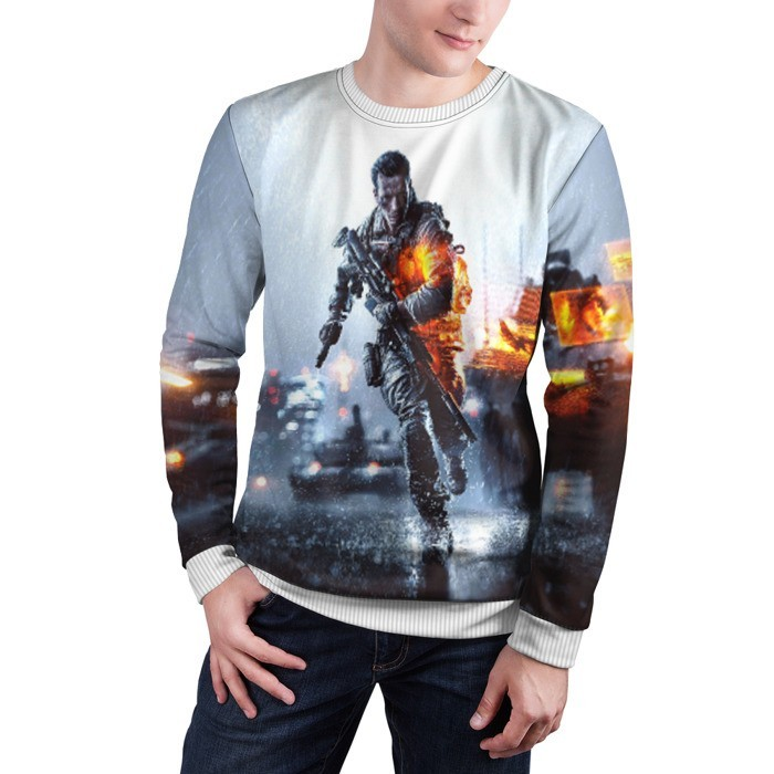 Collectibles Sweatshirt Battlefield Multiplayer Battlefield