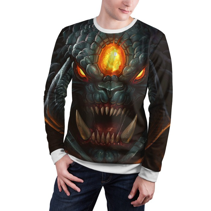 Collectibles Sweatshirt Roshan Dota 2 Jacket