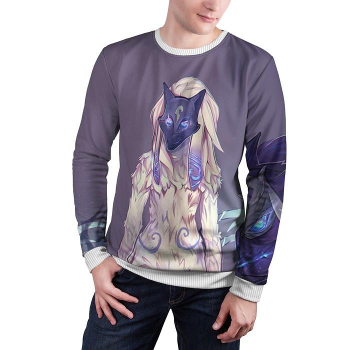 Merch Sweatshirt Hipster League Of Legends