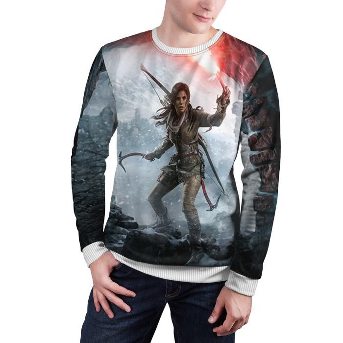 Merchandise Sweatshirt Rise Of The Tomb Raider Lara Croft 2