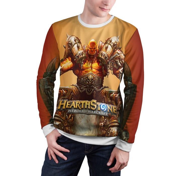 Merchandise Sweatshirt Hearthstone Garrosh Hellscream