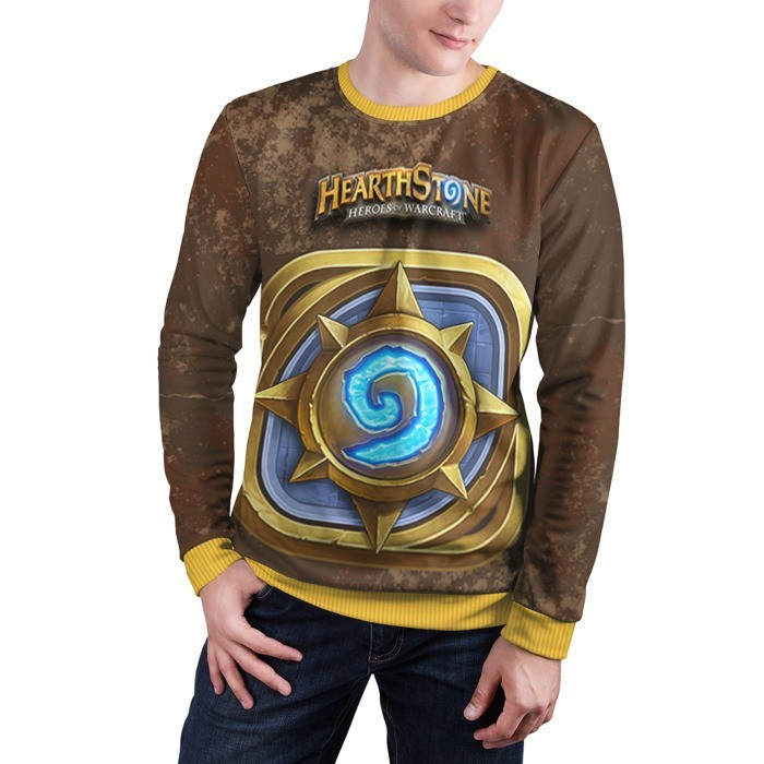 Collectibles Sweatshirt Hearthstone Logo