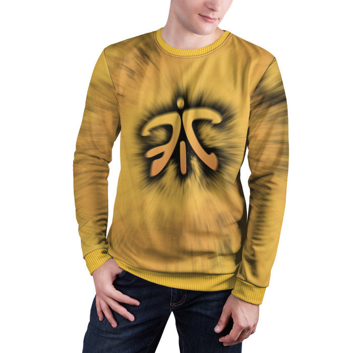 Collectibles Sweatshirt Team Fnatic Counter Strike