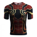 Buy Rashguard long sleeve: Black Panther Tchalla Infinity War merchandise collectibles