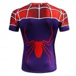 New 2018 Top Quality Compression T-Shirts Superman/Batman/Spider Man/Captain America T Shirt Men Fitness Shirts Men T Shirts 5