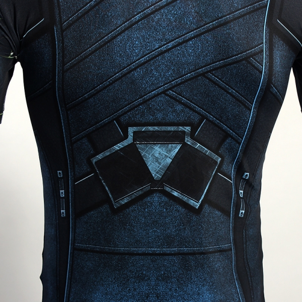 Winter Soldier 3D Printed T shirts Men Avengers 3 Compression Shirt 2018 Cosplay Costume Long Sleeve Crossfit Fitness Tops Male 5