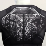 Tshirt Women Black Widow 3D Printed Compression Shirt Avengers 3 Long Sleeve Crossfit Top Female 2018 Cosplay Costume For Lady 5