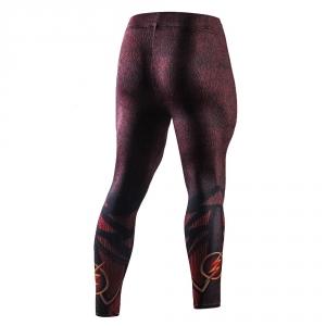 New Captain America Fashion Casual Pants Men 3D Compression Skinny Pants Crossfit Male Trousers Fitness Leggings Men 1