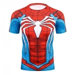 3D Printed T-Shirts Men Compression Shirt 2018 New Diffuse Wei Short Sleeve Fitness Clothing For Male Crossfit Tops 3