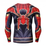 Raglan Sleeve 2018 New Iron Batman 3D Printed T Shirts Men Fitness Shirts Crossfit Tops For Male Cosplay Costume Clothing 5