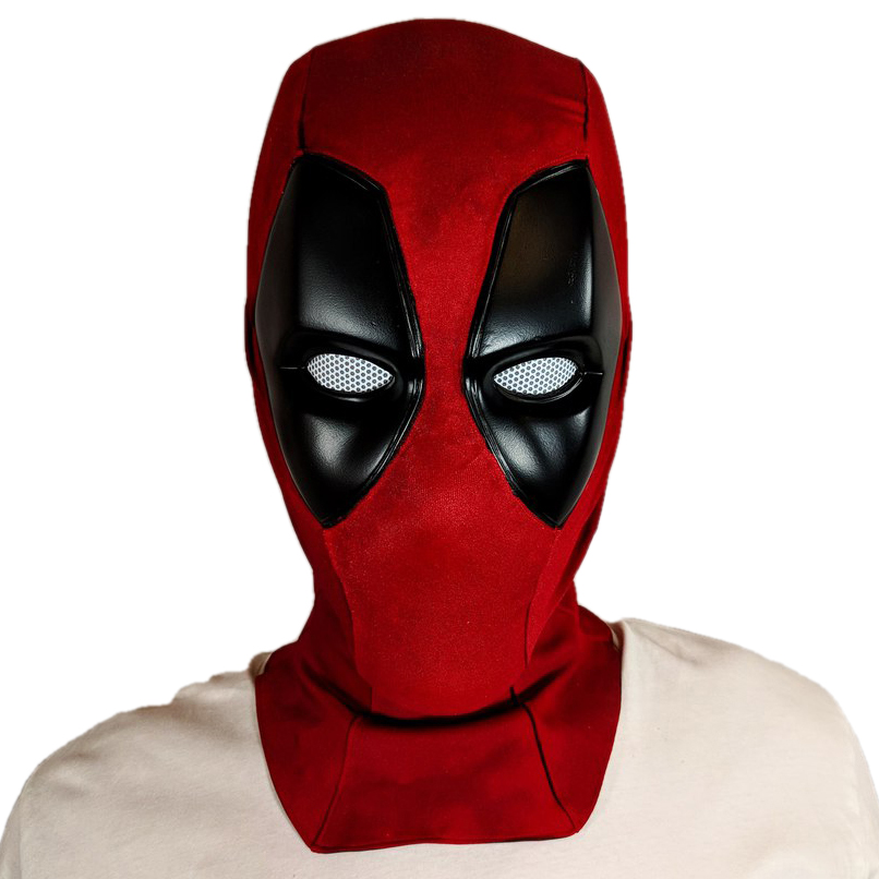 Buy Mask Deadpool Original Based 2016 2018 Cosplay merchandise collectibles