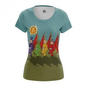 Buy Womens T shirt Sun Kim Jong Un North Korea merchandise collectibles