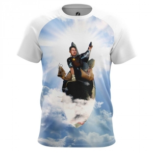Buy Mens T shirt Rodeo Kim Jong Un North Korea merchandise collectibles