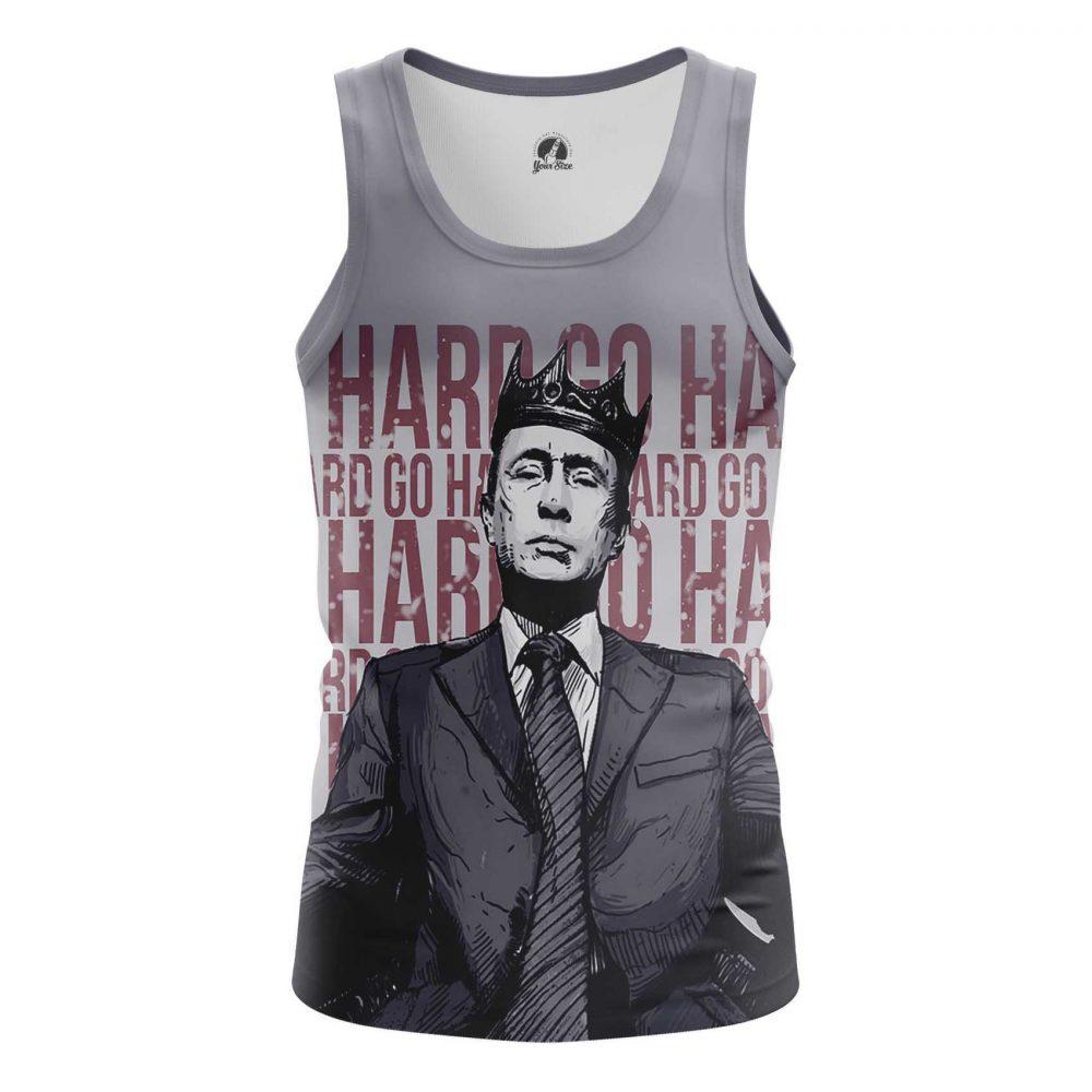 Merchandise Men'S T-Shirt Vladimir Putin King Russian President
