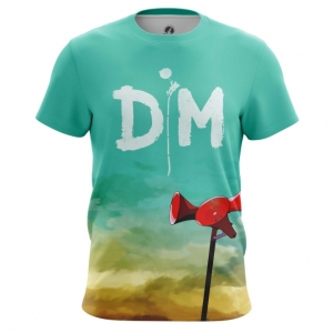 Buy Mens t shirt Depeche Mode Fan Art Merch Apparel Merchandise collectibles
