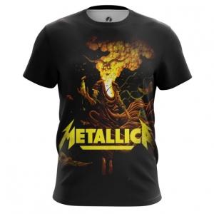 Buy Mens t shirt Metallica Band Apparel Merchandise Fans Props Merchandise collectibles