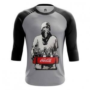 Buy Raglan sleeve mens t shirt Enjoy coca cola Protest merchandise collectibles