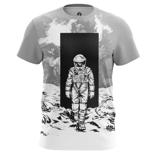 Buy Mens t shirt Space Odyssey Art Merchandise Merchandise collectibles
