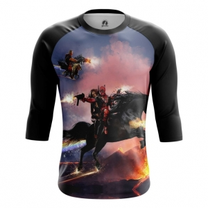 Buy Raglan sleeve mens t shirt Cable & Deadpool Merch Apparel Merchandise collectibles