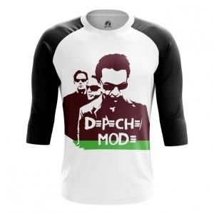 Buy Raglan sleeve mens t shirt Depeche Mode merchandise apparel Merchandise collectibles