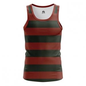 Buy Tank mens t shirt freddy krueger shirt art A Nightmare on Elm Street merchandise collectibles