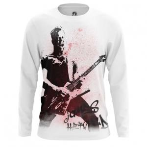 Buy Long sleeve mens t shirt James Hetfield Metallica Fan Merchandise merchandise collectibles