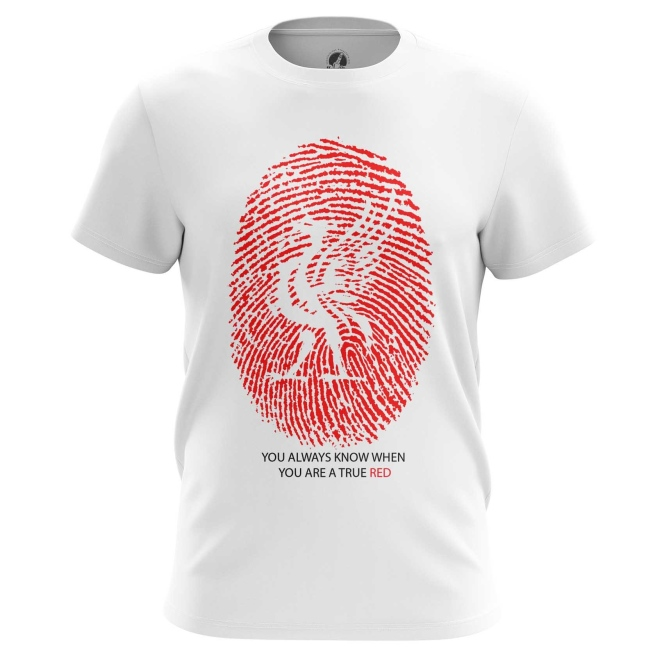 Buy Mens t shirt Liverpool Fan Merchandise Football RED merchandise collectibles