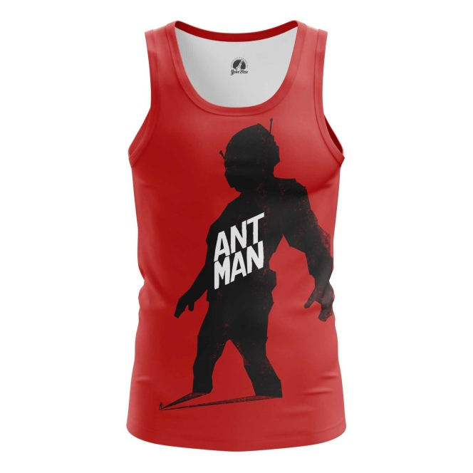 Buy Tank mens t shirt Ant man Wall Shadow Merchandise merchandise collectibles