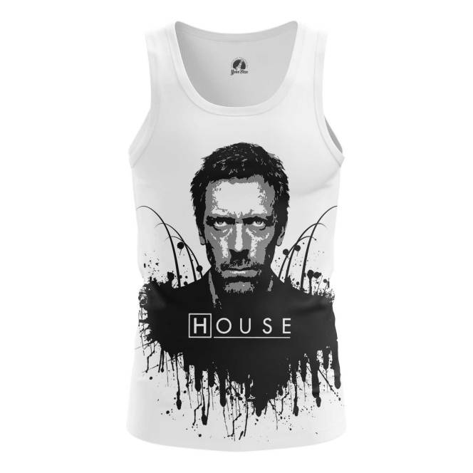 Buy Tank mens t shirt House MD Merchandise Apparel Merchandise collectibles