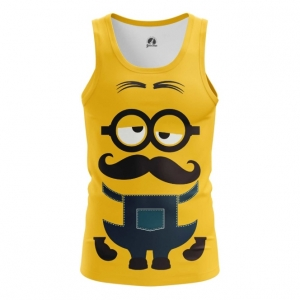 Buy Tank mens t shirt Minions despicable me Apparel merchandise collectibles