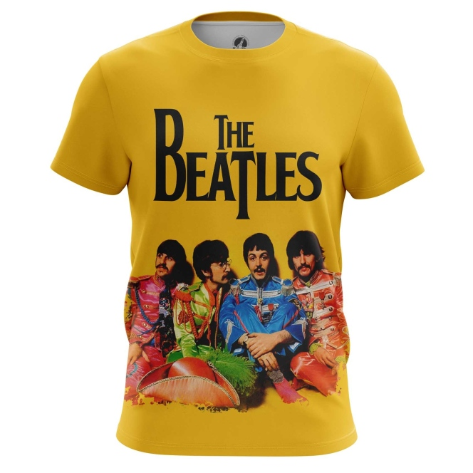 Buy Mens t shirt The Beatles Merchandise Band merchandise collectibles