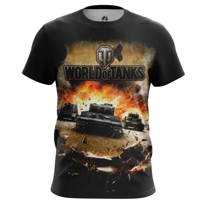 Buy Mens t shirt World of Tanks Gaming Apparel Clothing Merchandise collectibles