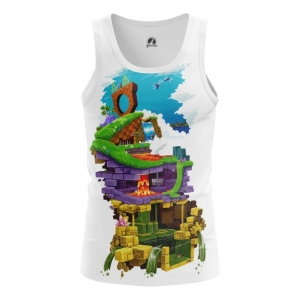 Buy Tank mens t shirt Sonic sonic the hedgehog X mas Christmas Special Levels merchandise collectibles