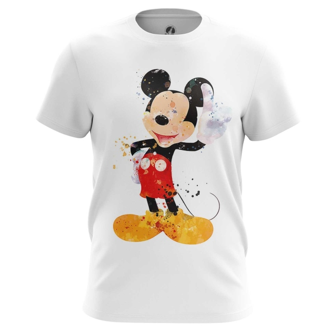 Buy Mens t shirt Mickey Mouse disney Merchandise Clothing arts merchandise collectibles